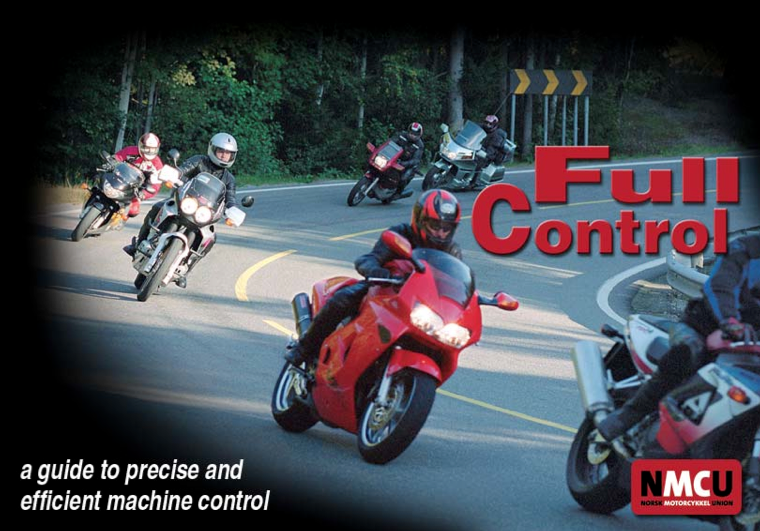 Full Control – excellent motorbike guide, a must read